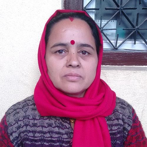 Yasoda Sharma (c) Advocacy Forum